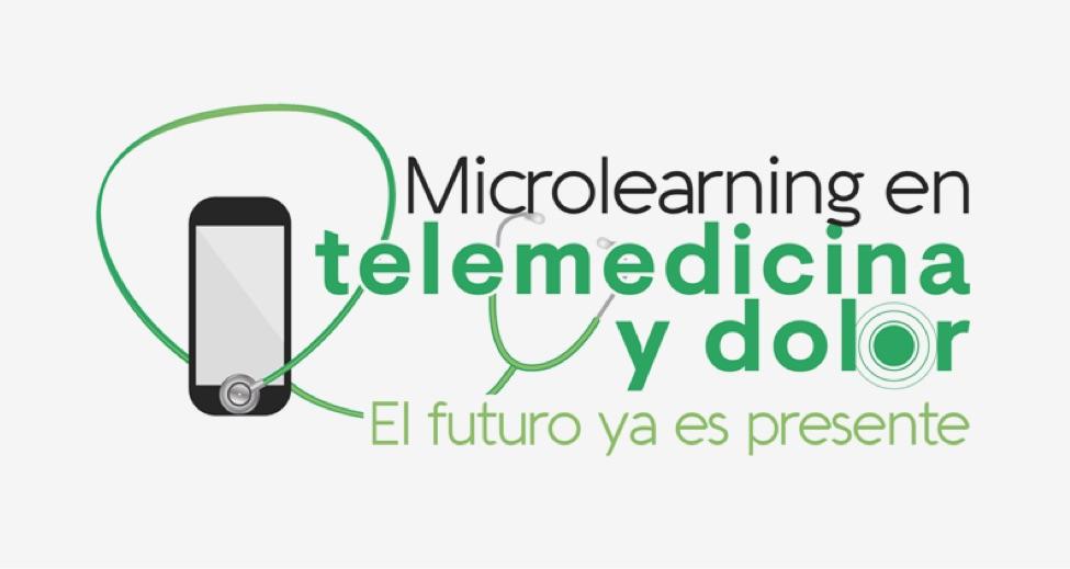 Microlearning en telemedicina y dolor